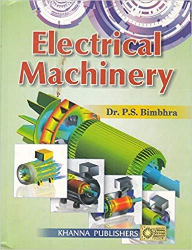 Ashfaq Hussain Electrical Machines Ebook