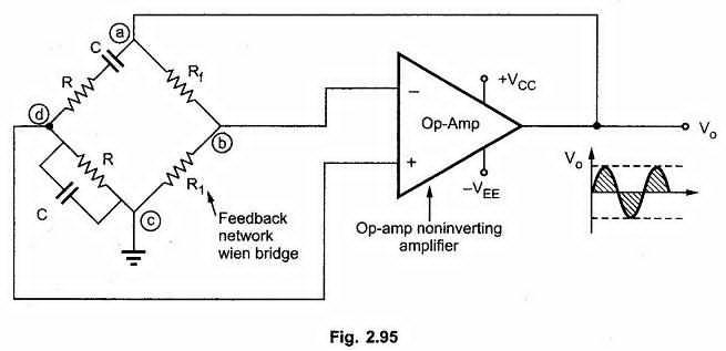 wein u2019s bridge oscillator  u2013 eeebooks4u