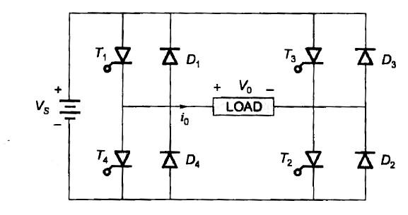 single phase full bridge inverter  u2013 eeebooks4u